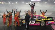 Top performances of 2012: Bowyer is NASCAR comeback driver of the year