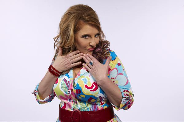 Connecticut's Lisa Lampanelli performs Dec. 15 at MGM Grand at Foxwoods.