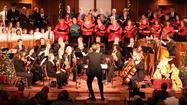 La Crescenta Presbyterian concert is Dec. 16