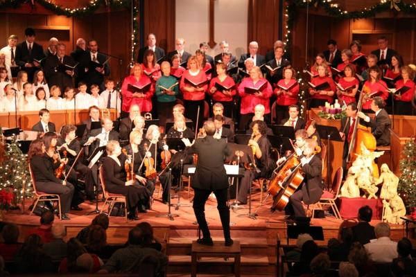 "The music department of La Crescenta Presbyterian Church presents ""Magnificent Savior: The Sounds of Joy"" at 6:30 p.m. on Sunday, Dec. 16 in the church sanctuary, 2902 Montrose Ave., La Crescenta. The concert is free."