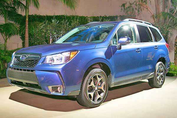 Subaru has had hit after hit with its recent redesigns, and while the last Forester was a sales hit, brand purists lamented that it looked too similar to other compact SUVs. The 2014 version doesn't look any less generic than the model it replaces, but we really want to know if Subaru can impart more of its brand identity this time around.