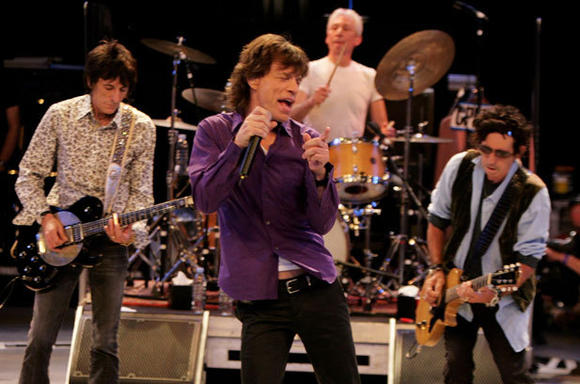 Rolling Stones Confirmed to Perform at 12-12-12 Sandy Relief Concert