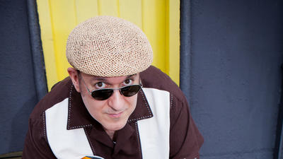 Ska/Reggae Die-Hard King Django Visits the El 'N' Gee and BAR This Week