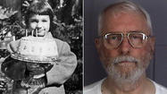 A man found guilty of murdering a 7-year-old in Sycamore in 1957 was sentenced to natural life in prison this morning in DeKalb County Court..