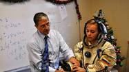 Former astronaut tells Maryvale students to aim high, literally and figuratively