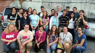 Twenty one members of the Mount Aloysius College community traveled to Camp Restore in New Orleans this past weekend to volunteer their time and talents to help restore the faith, homes and communities of its residents.