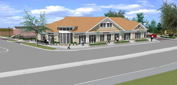 Plans to construct a commercial development, including a Dunkin Donuts, on the site of an old BP gas station at 1900 Willow Road in Northfield have already been approved by the village's planning and zoning and architectural commissions. On Dec. 3 the village board reviewed the plans and asked the developer to make changes to the project's signage scheme before they cast a final vote on the development during their Jan. 15 meeting.