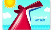 "Miami-based <a href=""http://www.carnival.com"">Carnival Cruise Lines </a>has launched its first-ever gift card program just in time for the holiday season, the cruise line announced recently."