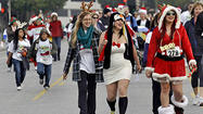 Photo Gallery: Jingle Bell Run/Walk in Glendale