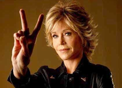 "Jane Fonda will be a guest on ""Katie"""