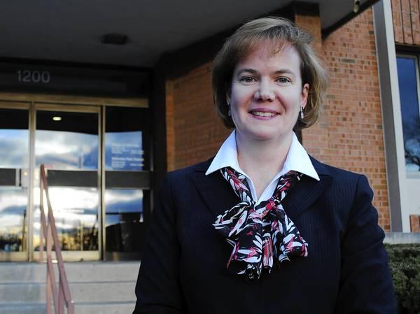 Melinda Molloy, formerly treasurer of the Chicago Park District, began Dec. 3 as Wilmette's finance director.