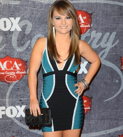 2012 American Country Awards red carpet pics: Rachele Lynae