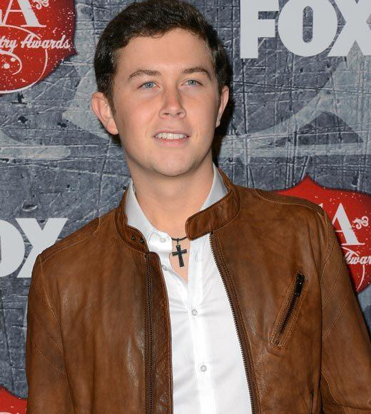 2012 American Country Awards red carpet pics: Scotty McCreery