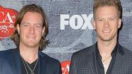 Tyler Hubbard and Brian Kelley