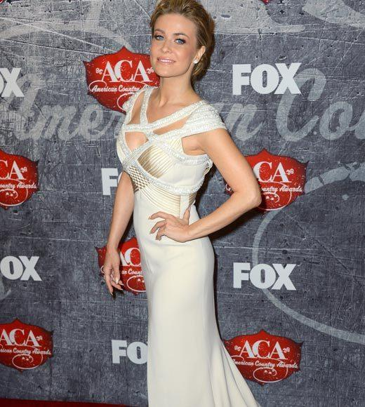 2012 American Country Awards red carpet pics: Carmen Electra