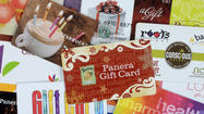Gift card sales booming during the holidays