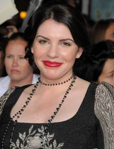 Stephenie Meyer. author of a little book series <i>Twilight</i>, turns 37.