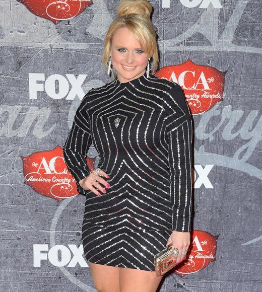 2012 American Country Awards red carpet pics: Miranda Lambert