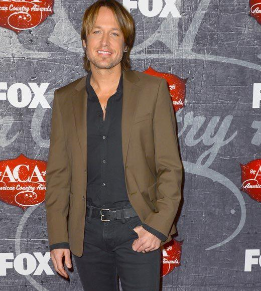 2012 American Country Awards red carpet pics: Keith Urban