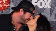 Lee Brice and Sara Reevely