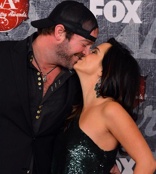 2012 American Country Awards red carpet pics: Lee Brice and Sara Reevely