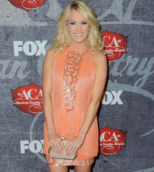 2012 American Country Awards red carpet pics: Carrie Underwood