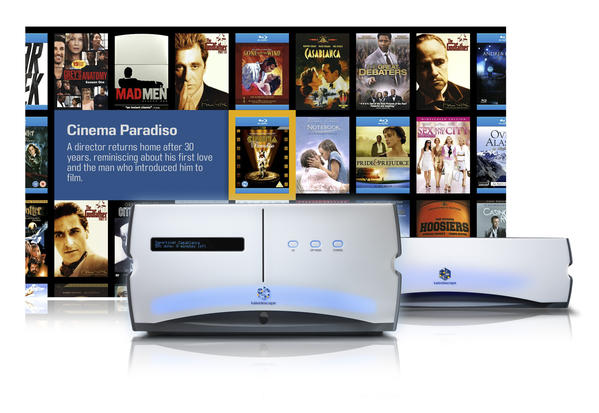 Kaleidescape's Blu-ray movie server