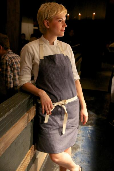 Ellen Bennett is the co-founder of apron maker Hedley & Bennett.