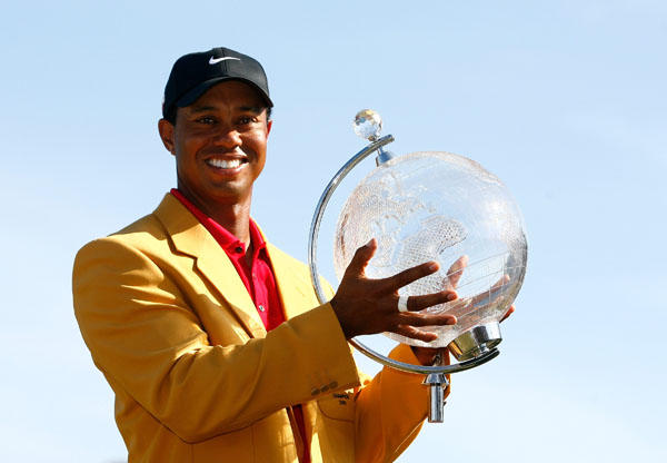 "Golfer <a class=""taxInlineTagLink"" id=""PESPT008527"" title=""Tiger Woods"" href=""/topic/sports/golf/tiger-woods-PESPT008527.topic"">Tiger Woods</a>  is 35 today. (Photo by Quinn Rooney/Getty Images)"