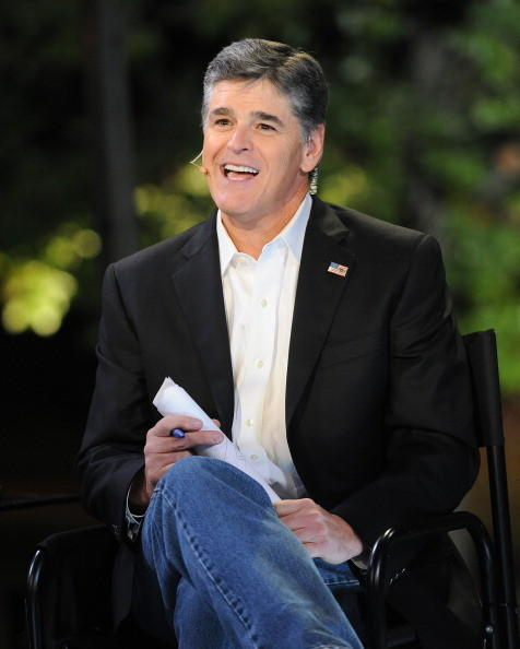 Conservative pundit Sean Hannity celebrates the big 5-0 this year.