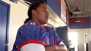 If it's lunchtime at Gardena Serra and 6-foot-7, 360-pound offensive tackle <strong>Emerald Faletuipapai</strong> walks into a room, everyone hides his or her food.