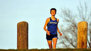 All-County Girls Cross Country: Zielinski has reason to smile