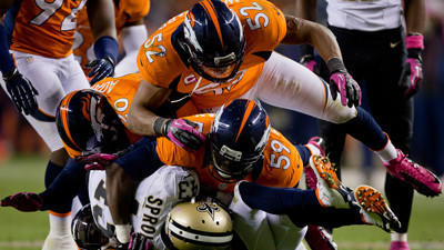 BEHIND ENEMY LINES Broncos like Ravens-like toughness of their …