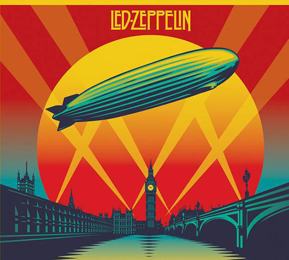 Led Zeppelin, 'Celebration Day' (Swan Song/Atlantic, $30.56)
