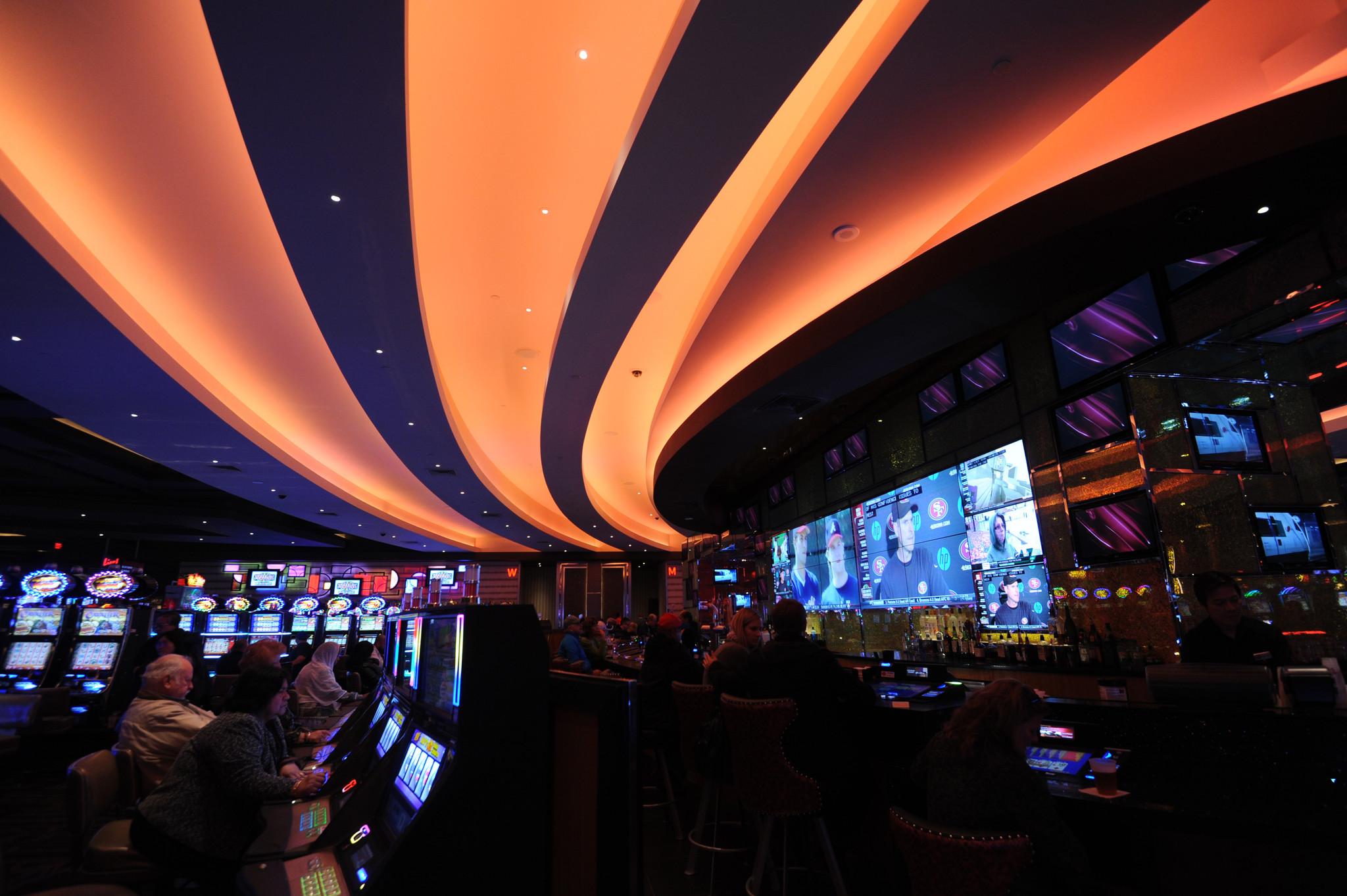 Maryland live casino food