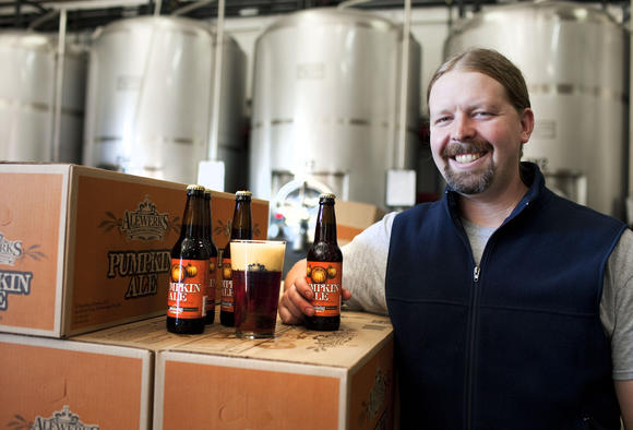 Geoff Logan's holiday brew is a winner