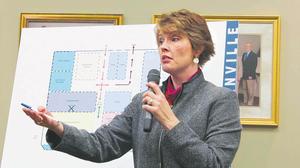 Danville discusses plans for public works building