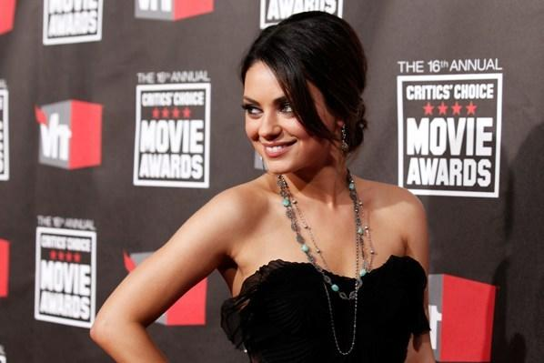 AskMen's 99 most desirable women: No. 2: Mila Kunis