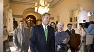 Boehner pushes Obama for cuts related to 'fiscal cliff'