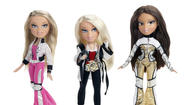 The sassy Bratz dolls is at the center of a years-long legal battle