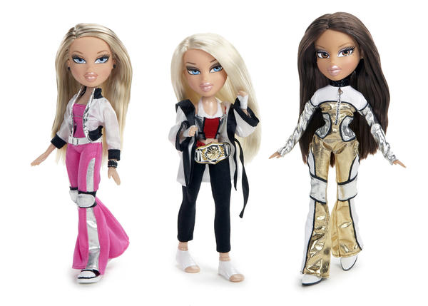 The sassy Bratz dolls is at the center of a years-long legal battle between Mattel and MGA Entertainment.