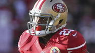 LaMichael James, RB, 49ers