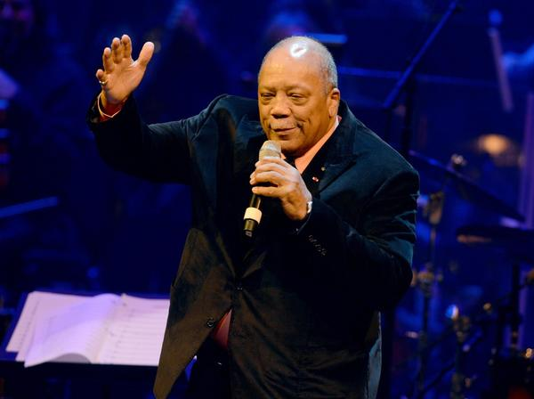 "Composer, musician and record producer Quincy Jones was inducted as a non-performer.<br> <a href=""http://projects.latimes.com/hollywood/star-walk/quincy-jones/""><b>More:</b> Quincy Jones' star on the Hollywood Walk of Fame</a>"
