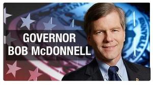McDonnell budget to cut accelerated Virginia sales tax