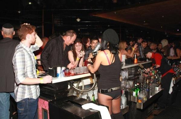 For $30, enjoy open bar at the Jewish-themed event for the twenty and thirty-something crowd. 4525 Collins Ave., Miami Beach. 8 p.m. to midnight. Go to https://tbs.wufoo.com/forms/vodka-latke-2012.
