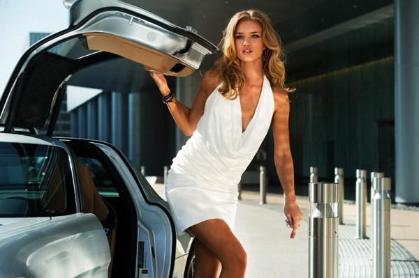 AskMen's 99 most desirable women: No. 31: Rosie Huntington Whiteley