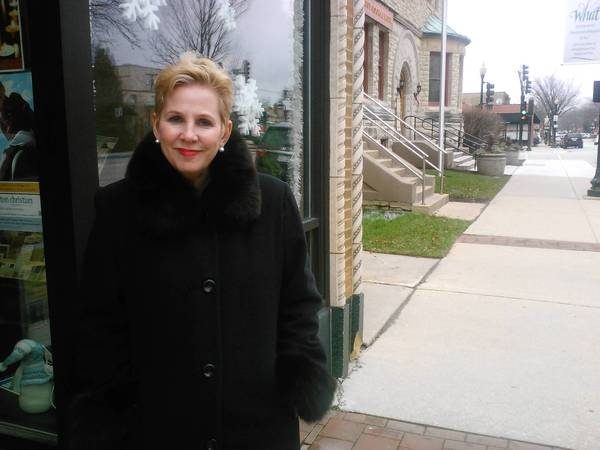 Paula Barrington began in her new position as director of the Downtown Wheaton Association on Dec. 3.