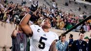 NEW YORK (AP) — Four Notre Dame players, led by linebacker Manti Te'o, were named to the Associated Press All-America teams, which were announced Tuesday.