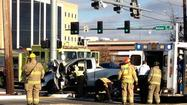Pictures: deadly Springfield crash