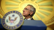 Reid: 'Fiscal cliff' deal by Christmas 'extremely difficult'